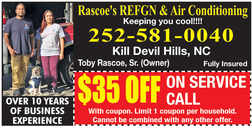 RASCOES REFGN AND AIR