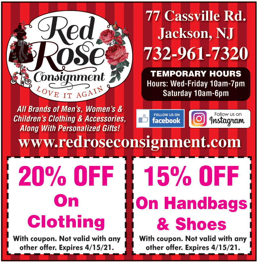 RED ROSE CONSIGNMENT