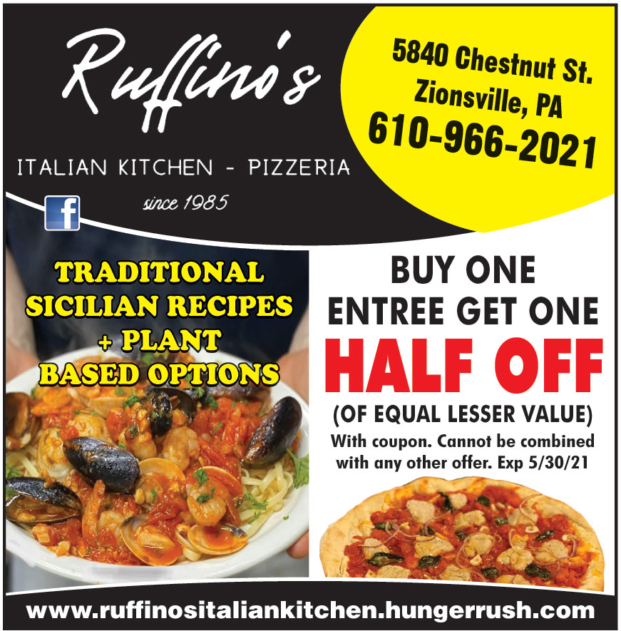 RUFFINOS ITALIAN KITCHEN