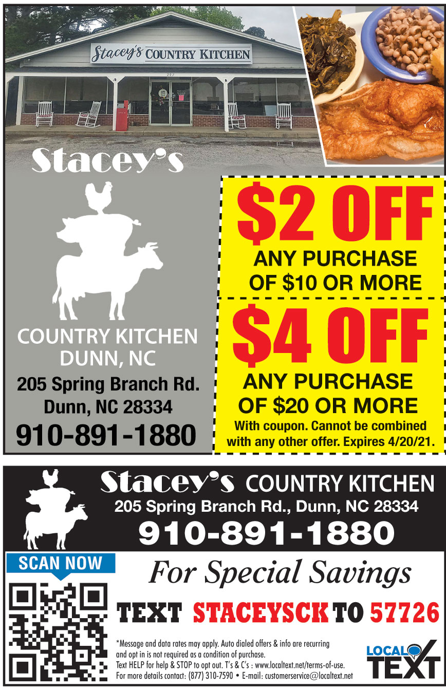 STACEYS COUNTRY KITCHEN