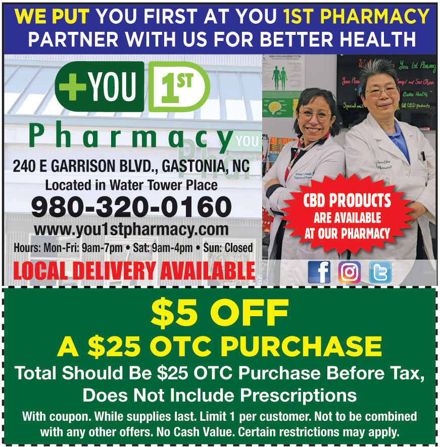 YOU 1ST PHARMACY