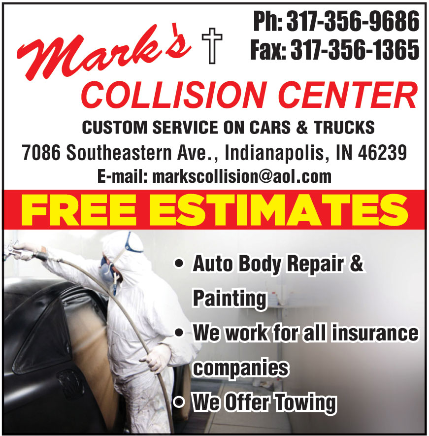 MARKS COLLISION CENTER