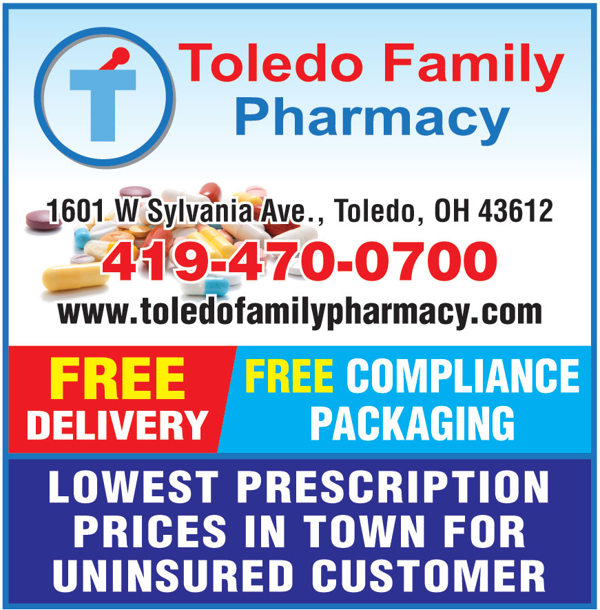 TOLEDO FAMILY PHARMACY