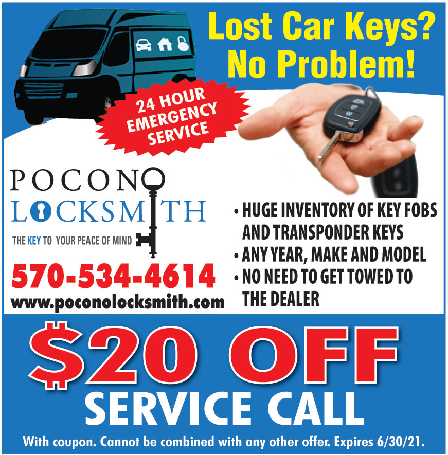 POCONO LOCKSMITH