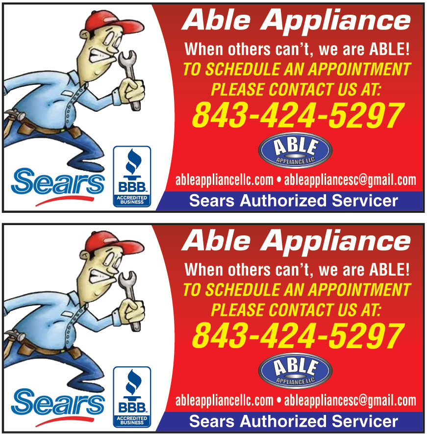 ABLE APPLIANCE