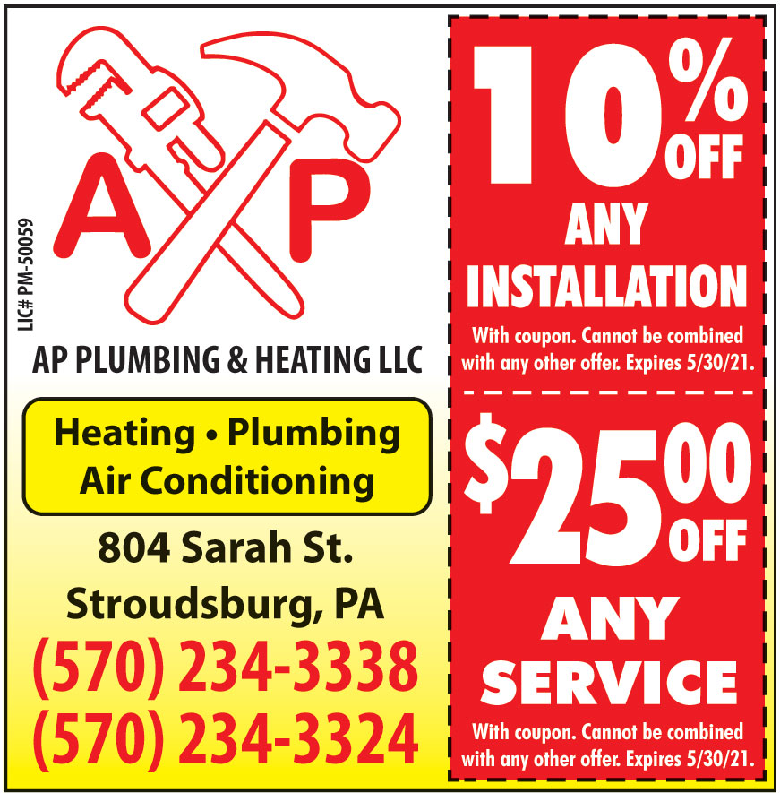 AP PLUMBING AND HEATING