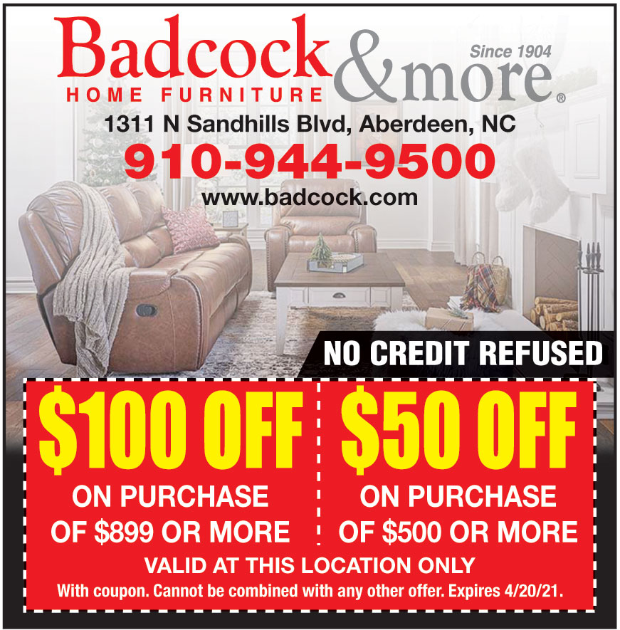 BADCOCK FURNITURE