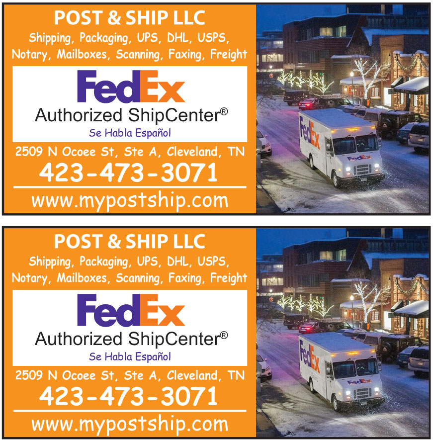 POST AND SHIP LLC