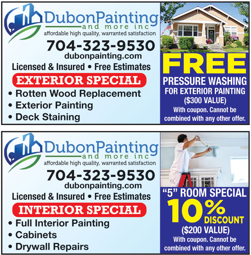 DUBON PAINTING AND MORE