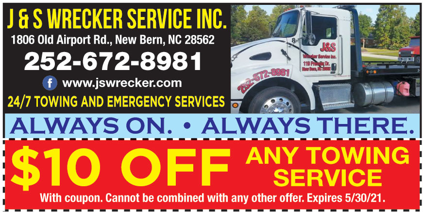 J AND S WRECKER SERVICES