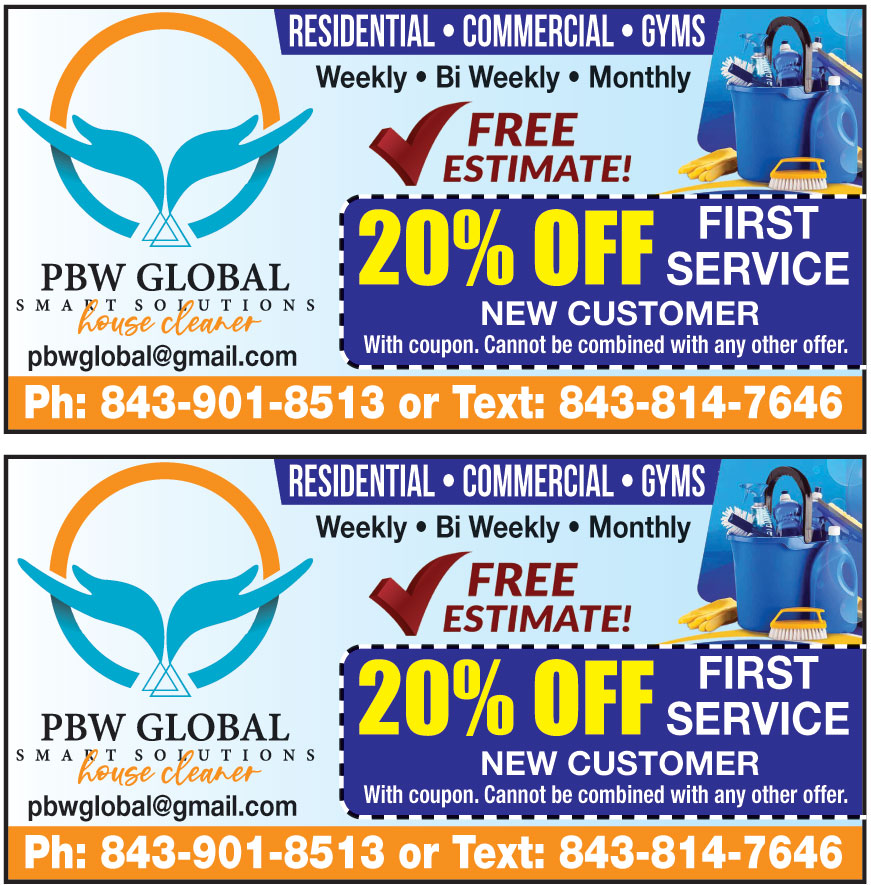 PBW GLOBAL HOUSE CLEANER