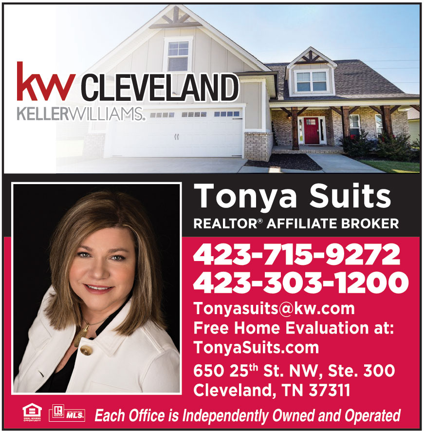 TONYA SUITS REALTOR