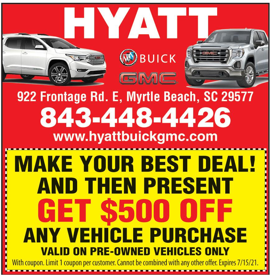 HYATT BUICK GMC