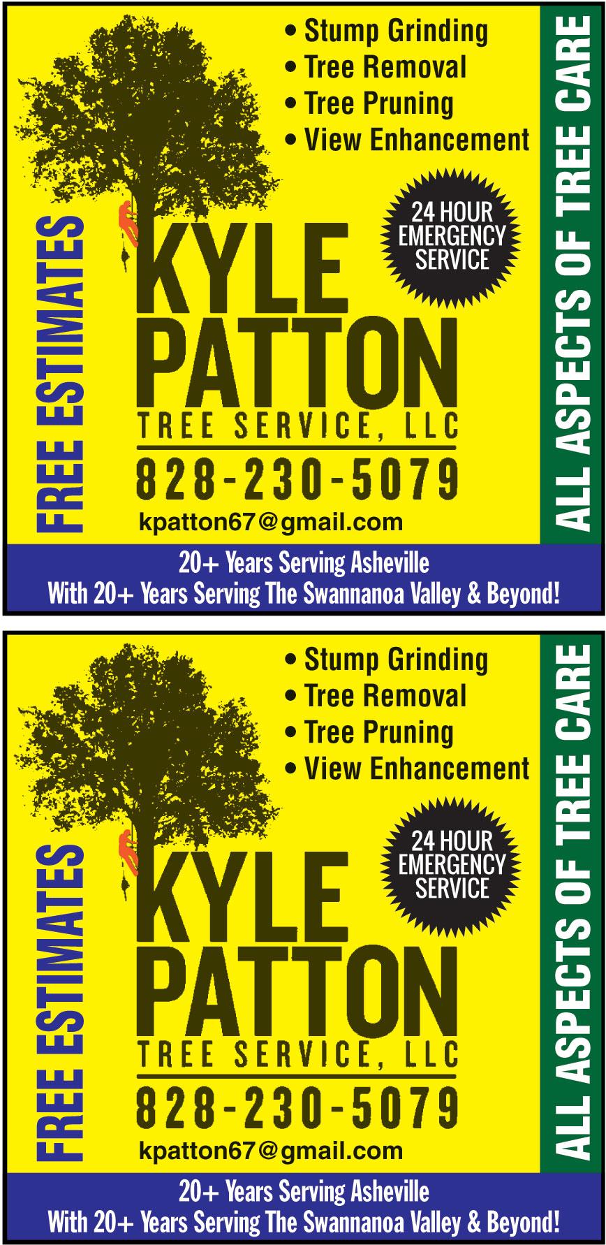 KYLE PATTON TREE SERVICE