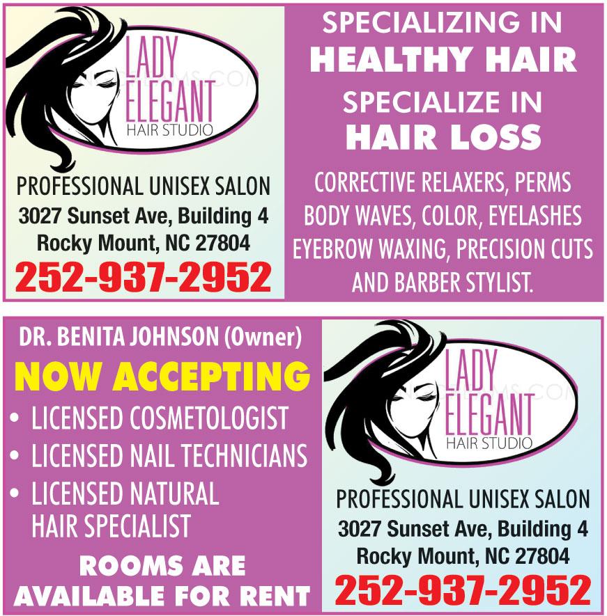 LADY ELEGANT HAIR STUDIO