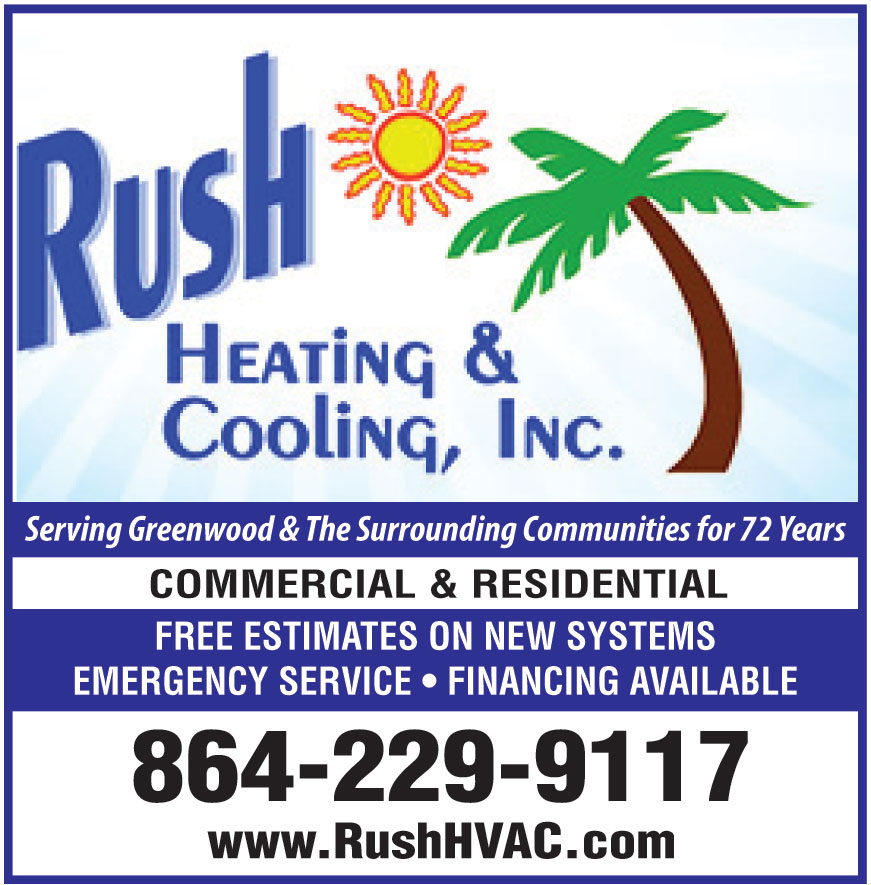RUSH HEATING AND COOLING