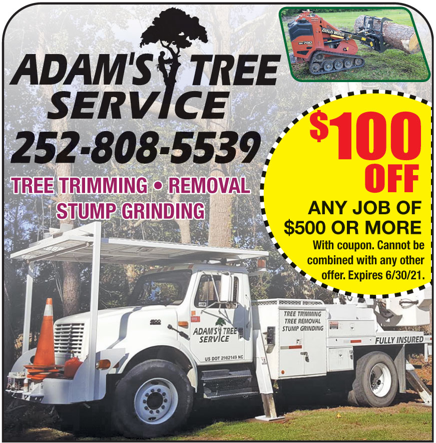 ADAMS TREE SERVICE