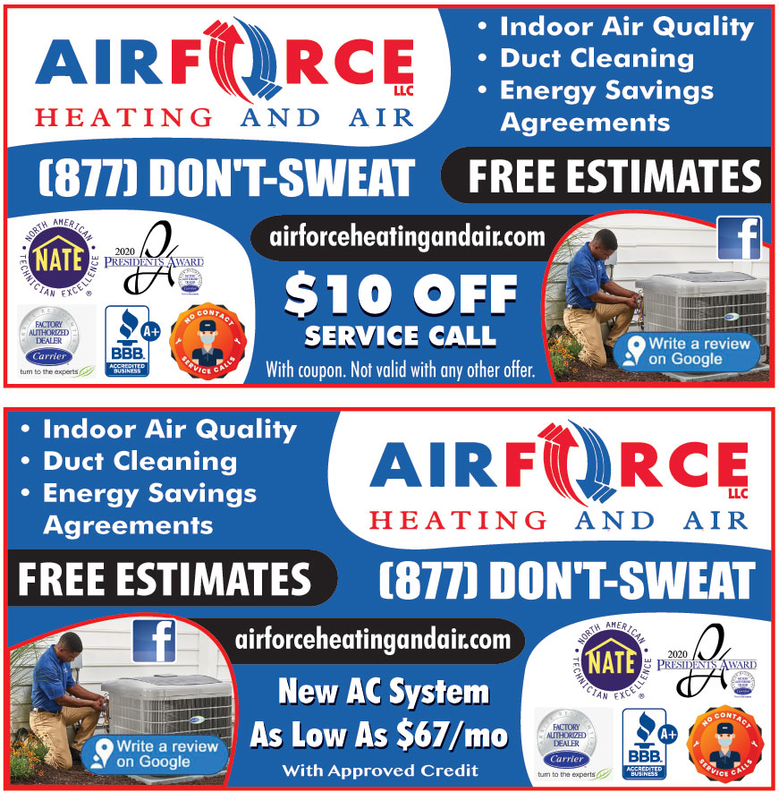 AIRFORCE HEATING AND AIR