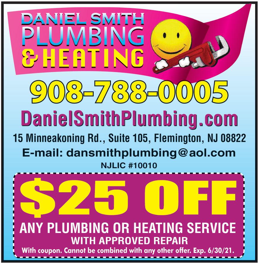DANIEL SMITH PLUMBING