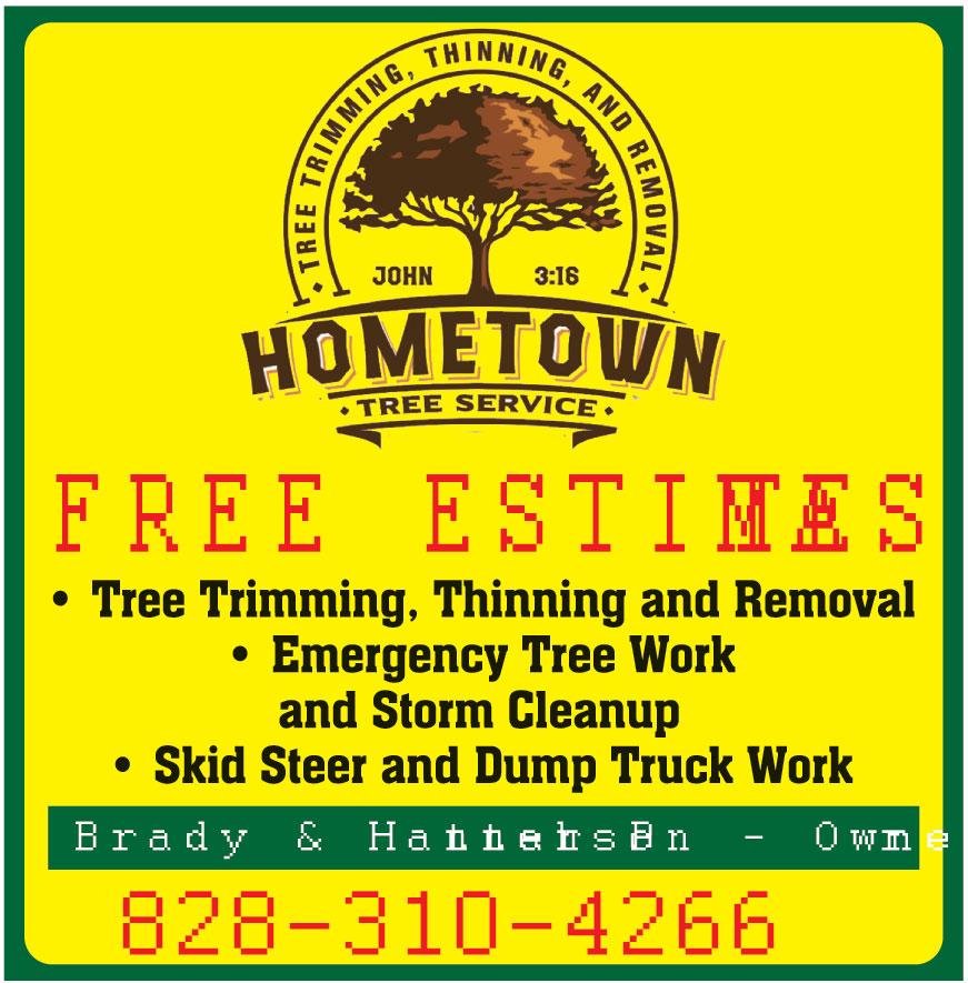 HOMETOWN TREE SERVICE