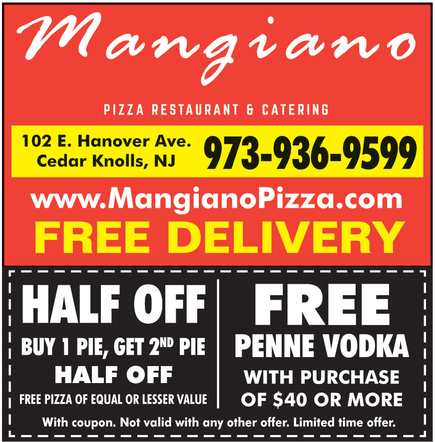 MANGIANO PIZZA RESTAURANT