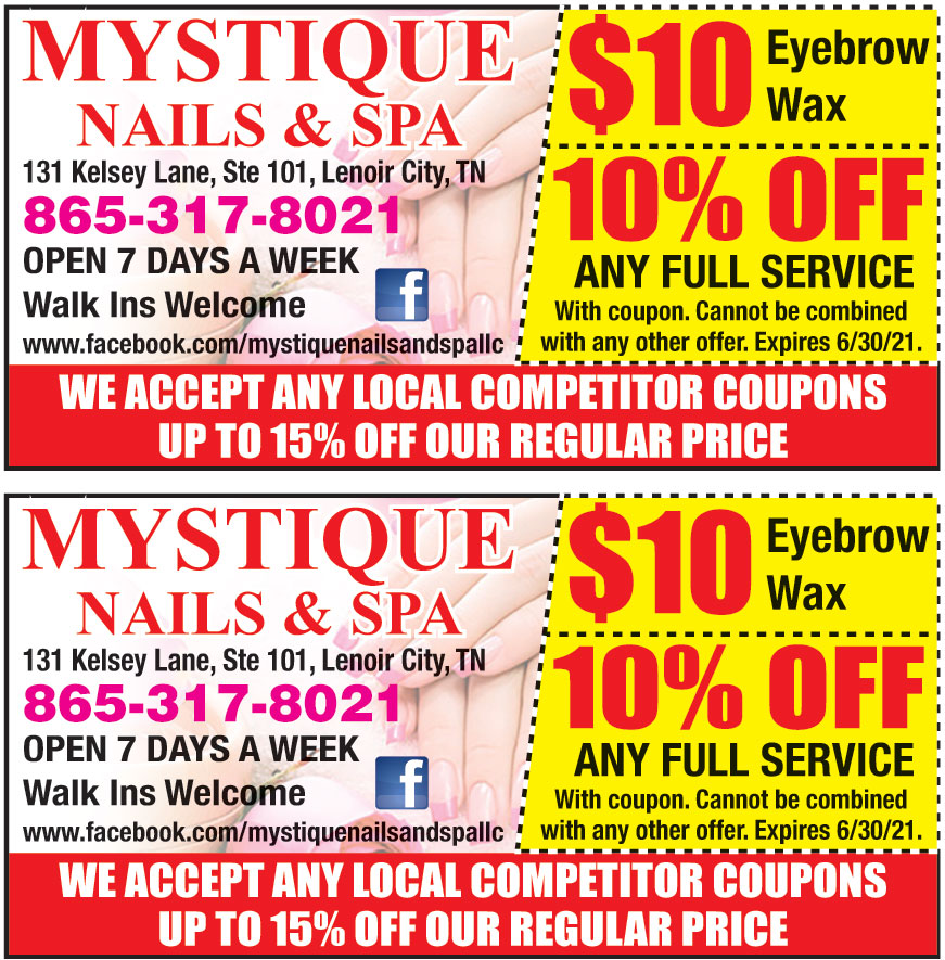 MYSTIQUE NAILS AND SPA