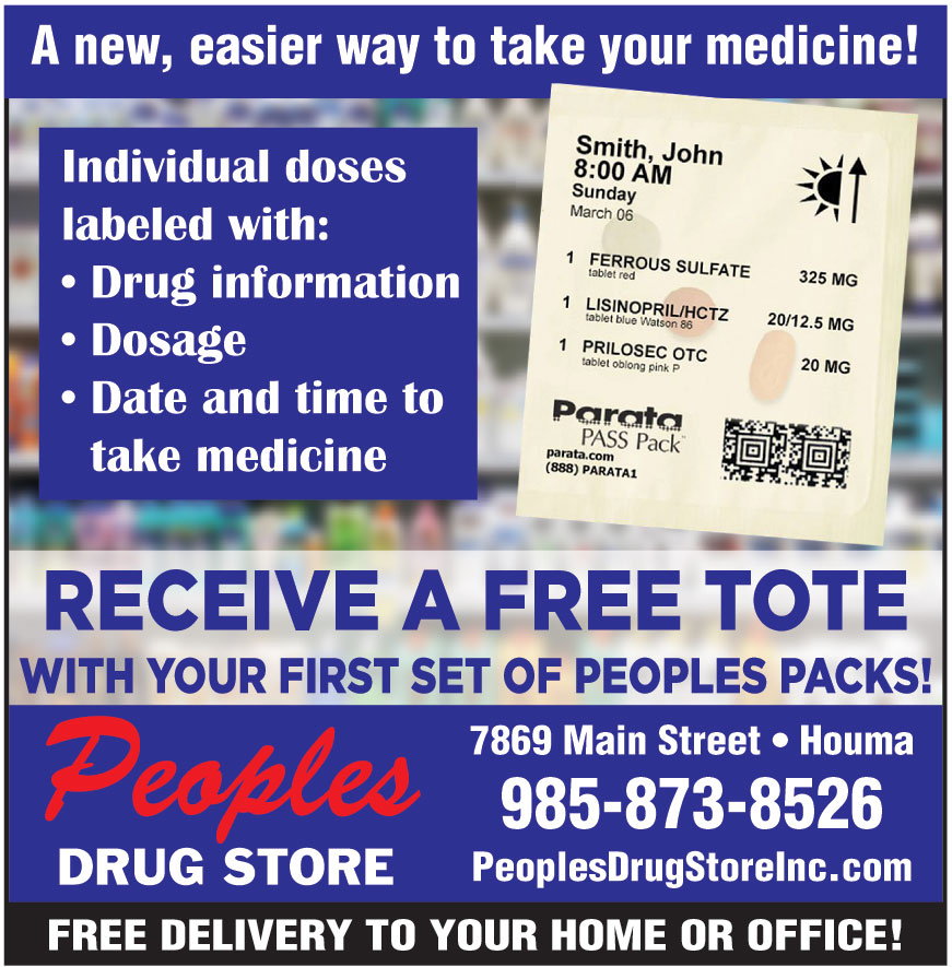 PEOPLES DRUG STORE