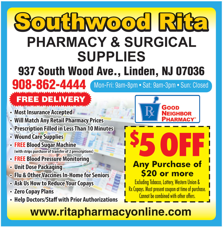 SOUTHWOOD RITA PHARMACY