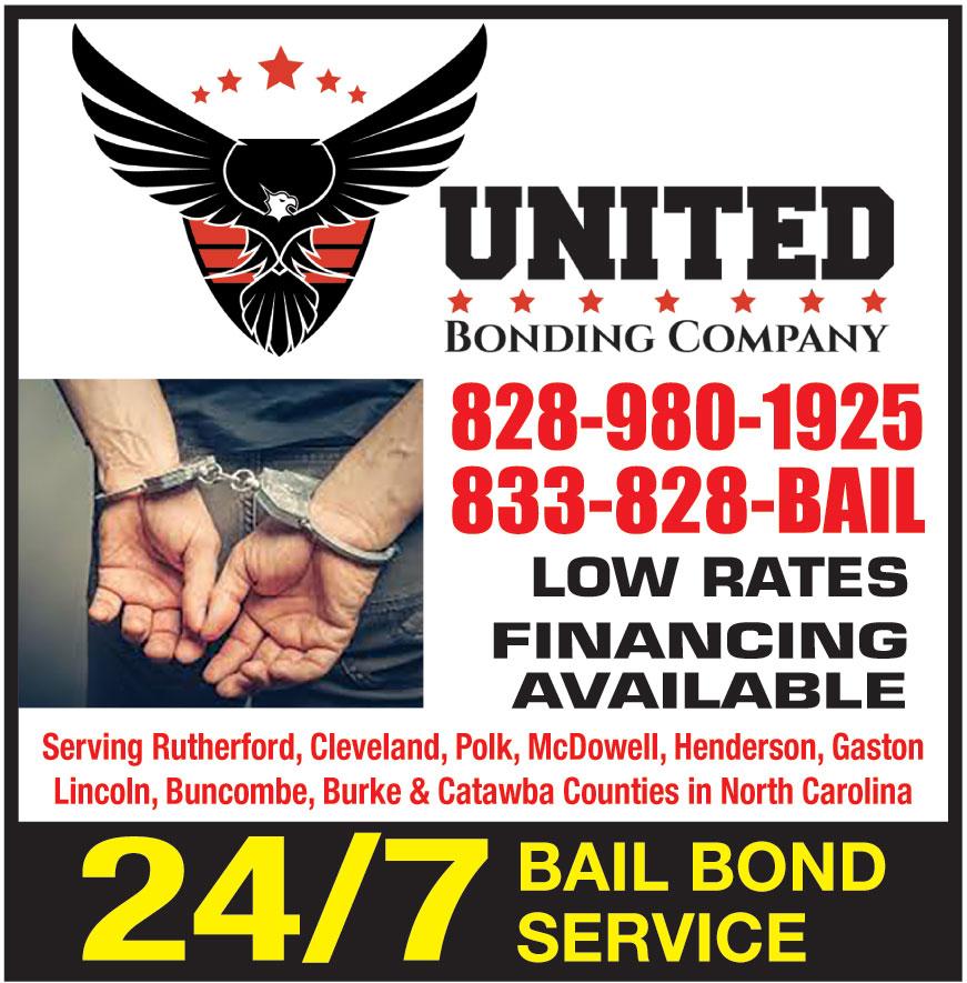 UNITED BONDING COMPANY