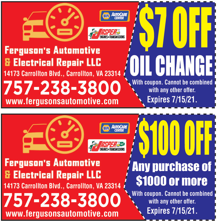 FERGUSONS AUTOMOTIVE