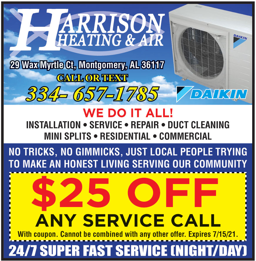 HARRISON HEATING AND AIR