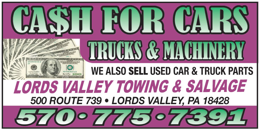 LORDS VALLEY TOWING