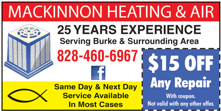 MACKINNON HEATING AND AIR