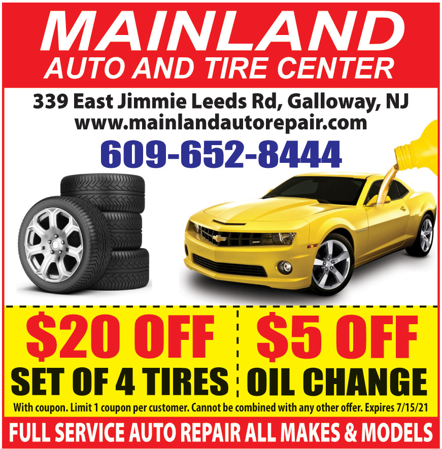 MAINLAND AUTO AND TIRE