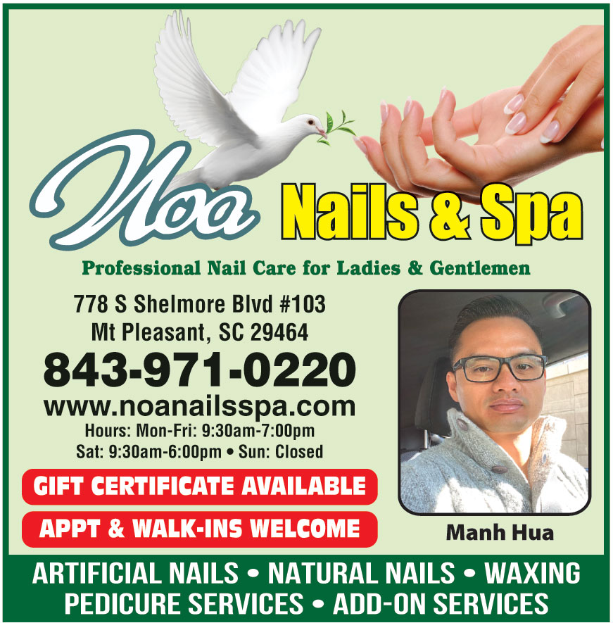 NOA NAILS AND SPA
