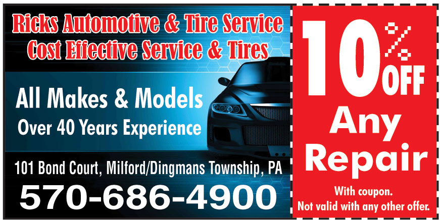 RICKS AUTOMOTIVE AND TIRE