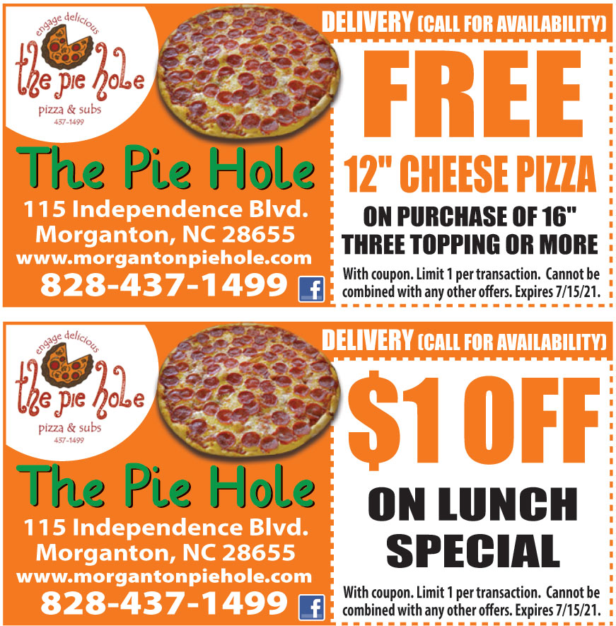 THE PIE HOLE PIZZA AND