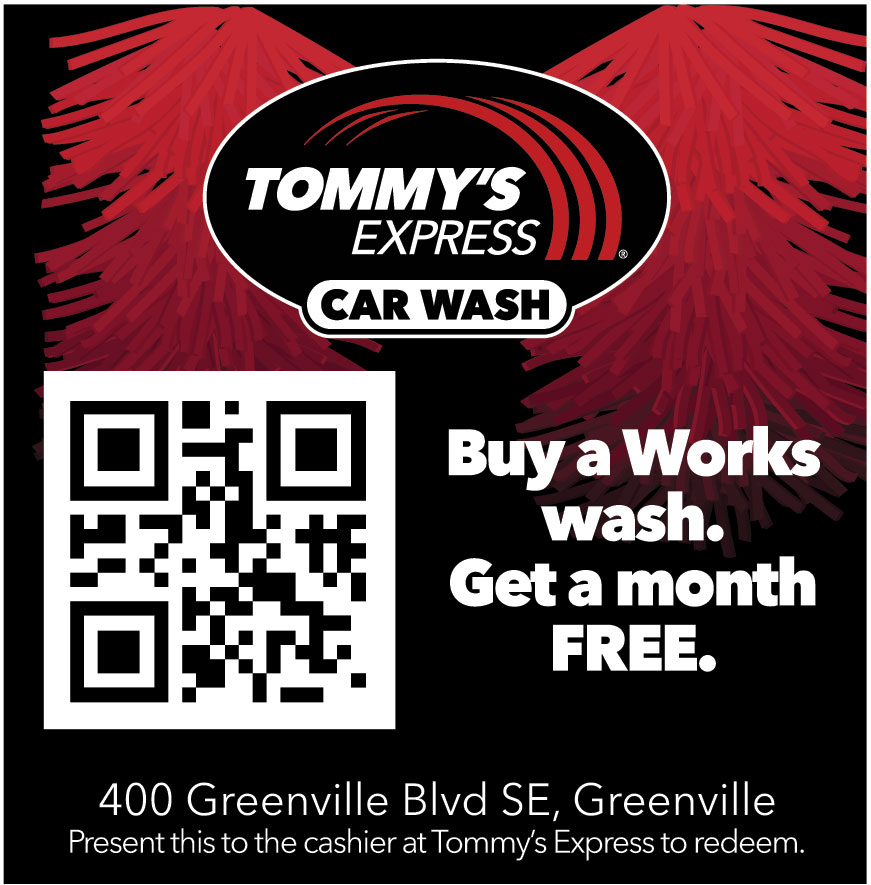 TOMMYS EXPRESS CAR WASH
