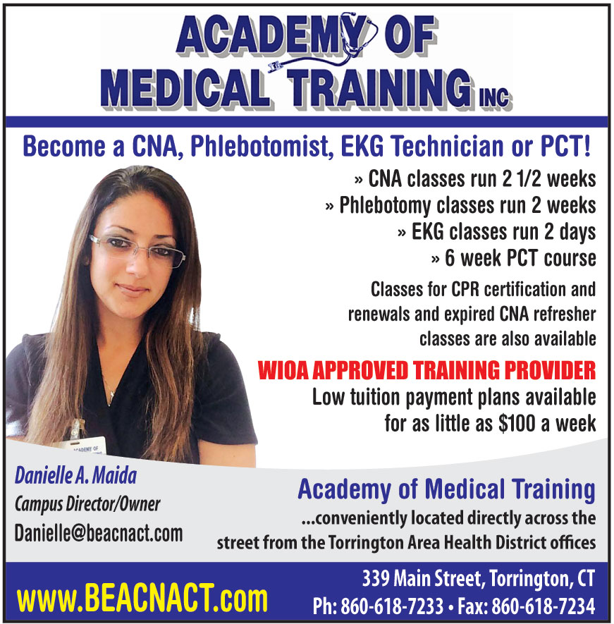 ACADEMY OF TRAINING INC