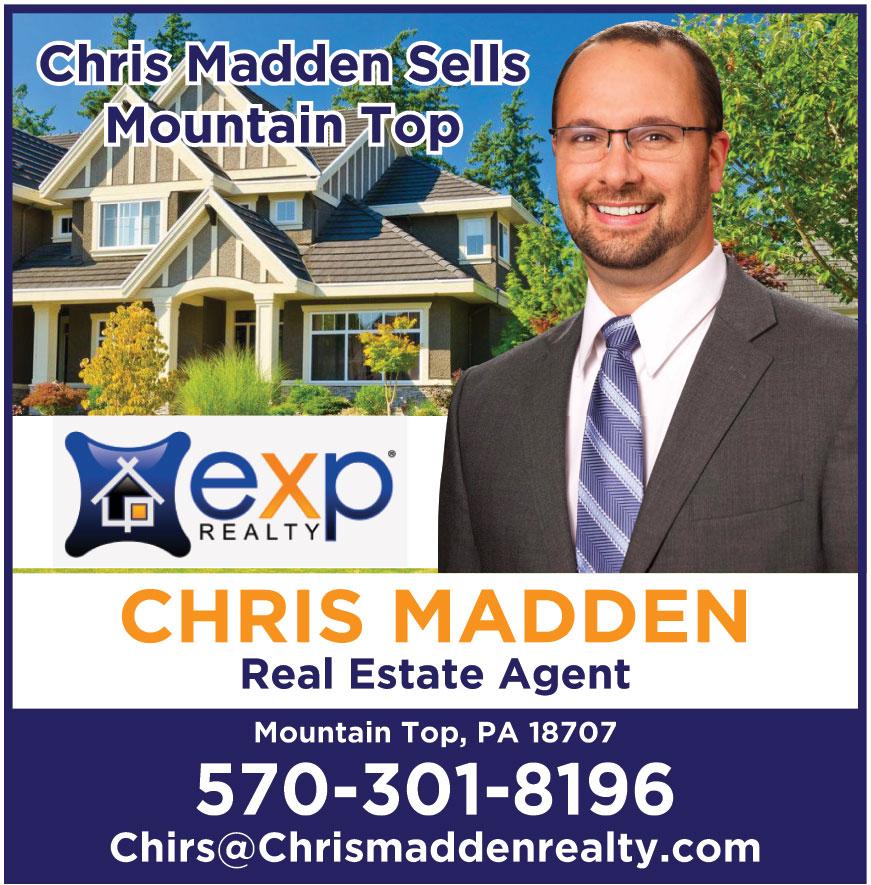 CHRIS MADDEN LLC