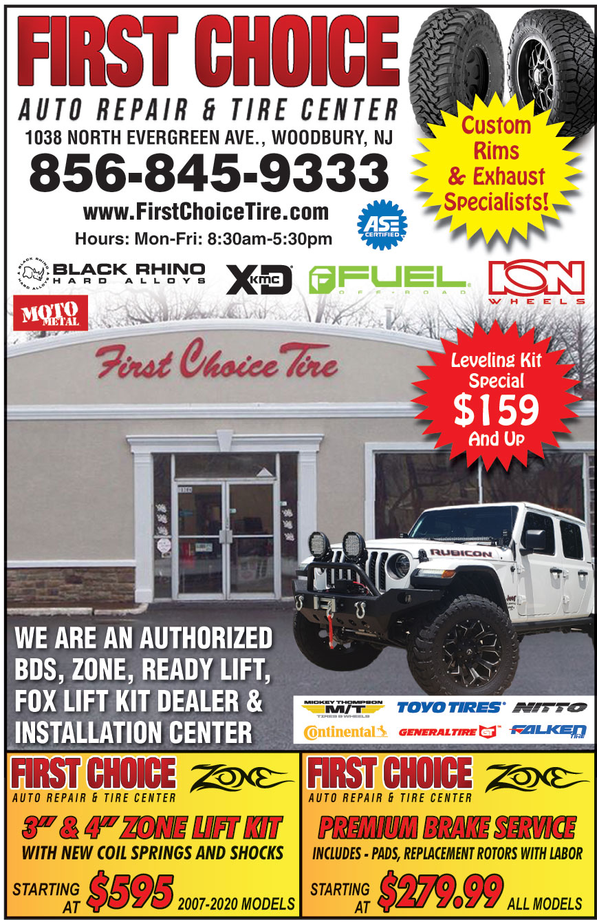 FIRST CHOICE TIRE AND AUT