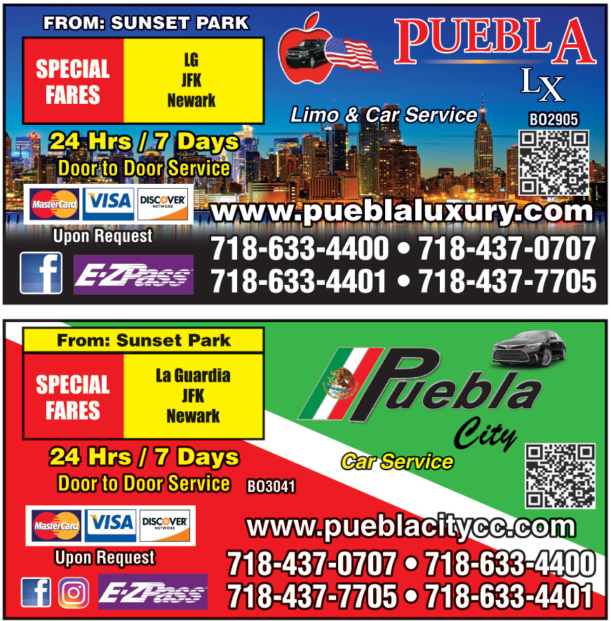 PUEBLA LUXURY CAR SERVICE