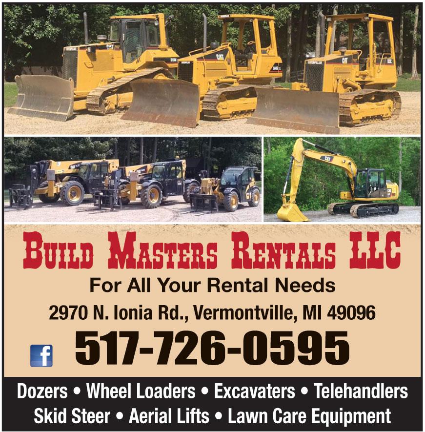 BUILD MASTERS RENTALS LLC
