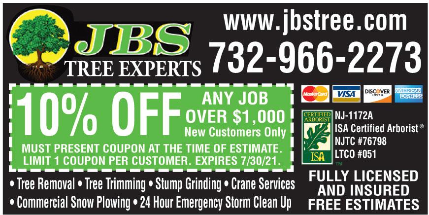 JBS TREE EXPERTS