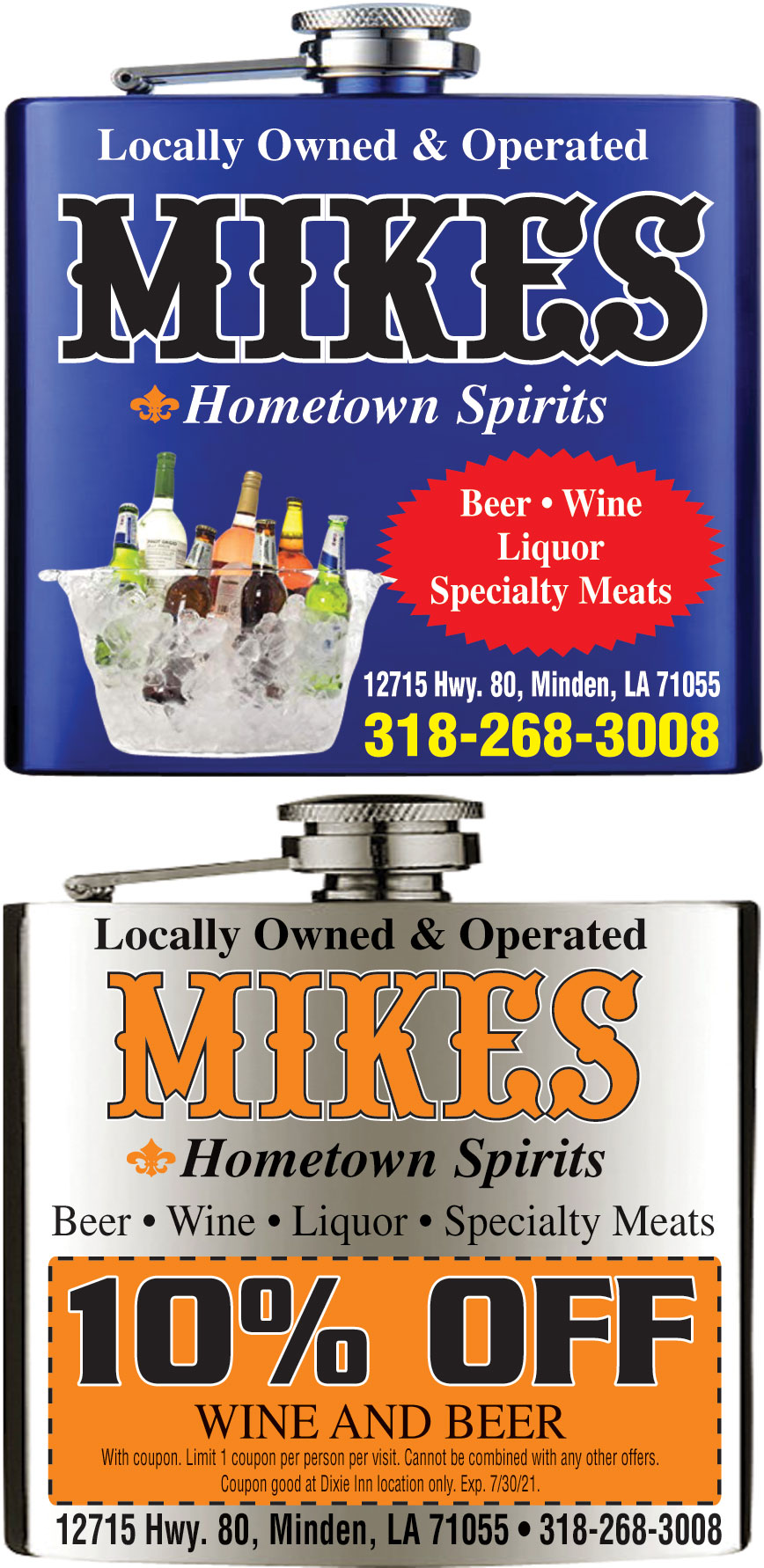 MIKES HOMETOWN SPIRITS