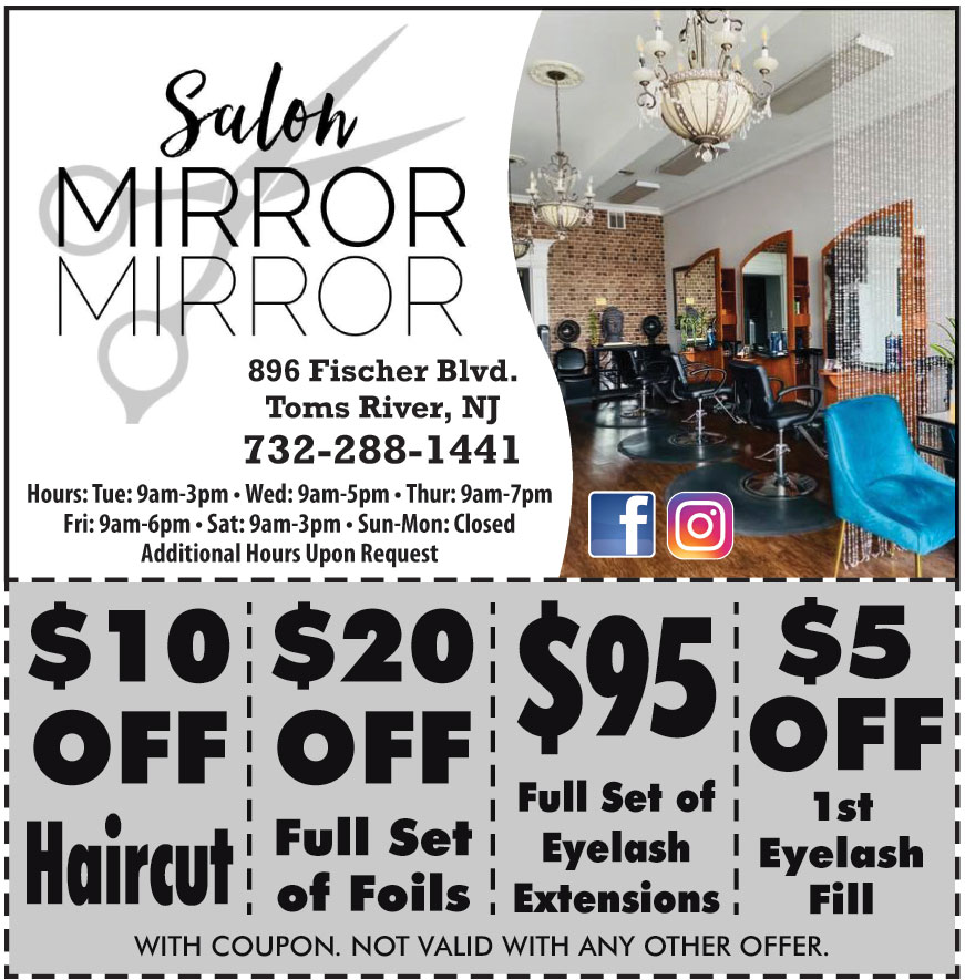 SALON MIRROR MIRROR