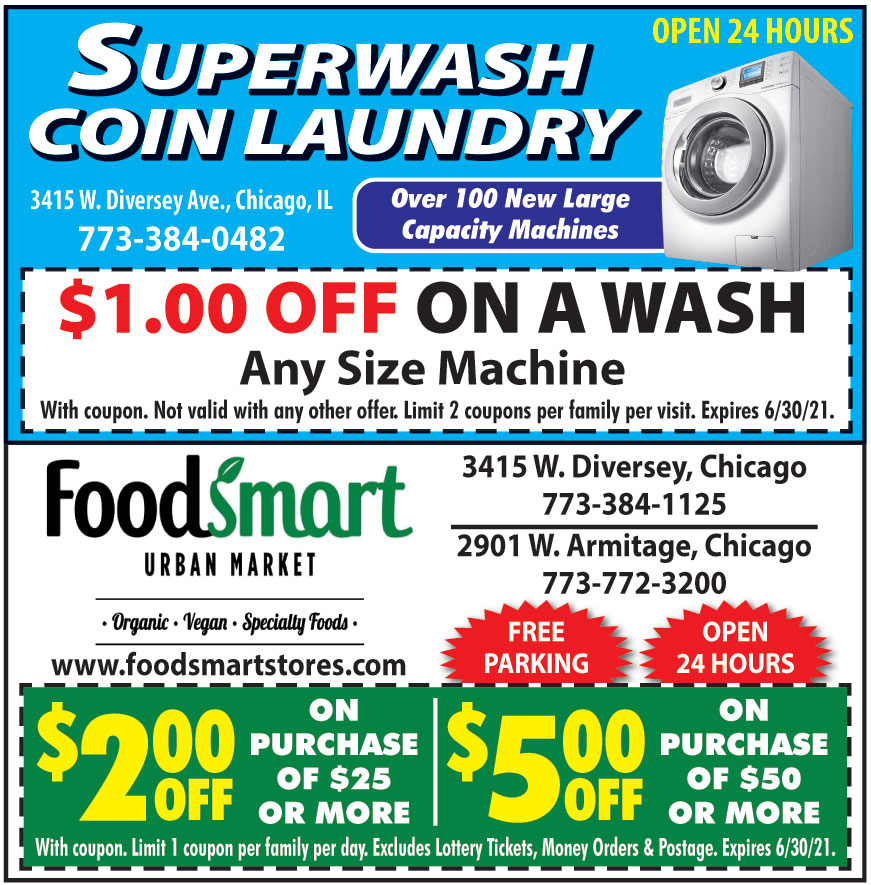 SUPERWASH COIN LAUNDRY