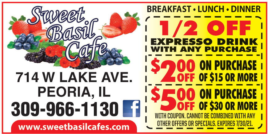 SWEET BASIL CAFE