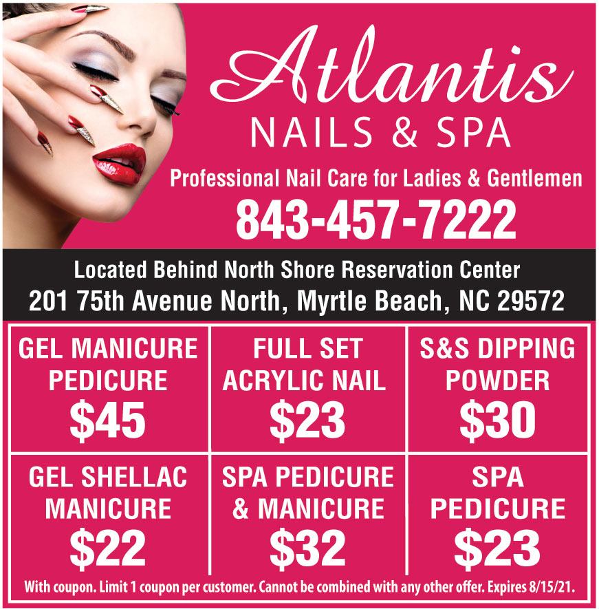 ATLANTIS NAILS AND SPA