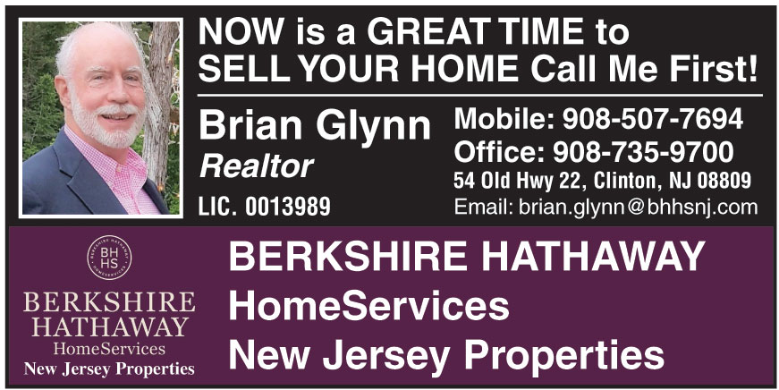 BRIAN GLYNN OF BERKSHIRE